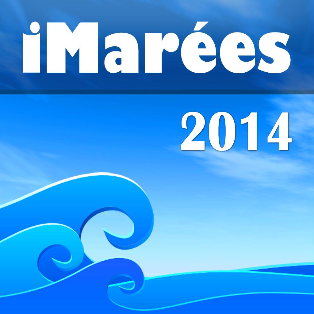 iMarées - Annuaire des marées 2014