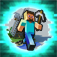 Minecraft Block World Pocket and Survival Mini Game - Multiplayer Edition logo